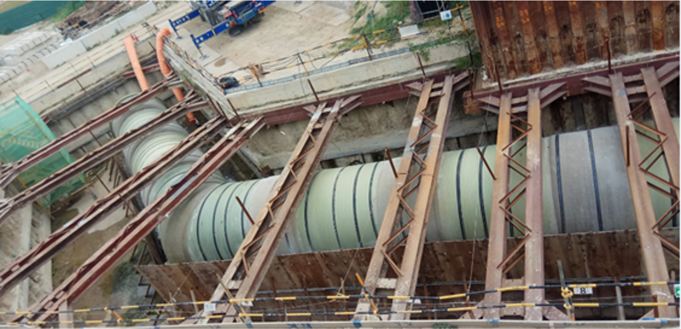 PHASE II EXPANSION CHANGI WATER RECLAMATION PLANT C22B - 2018