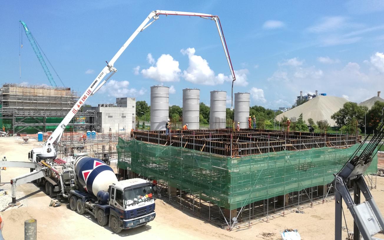 Civil Work for WAE & VAEP Plants