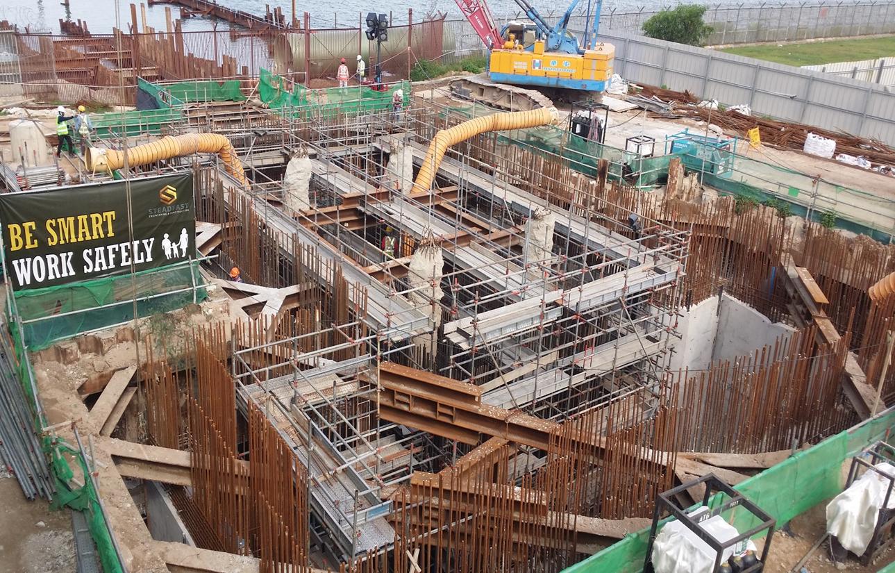 Tuas Desalination Plant 3 Civil Package 2016