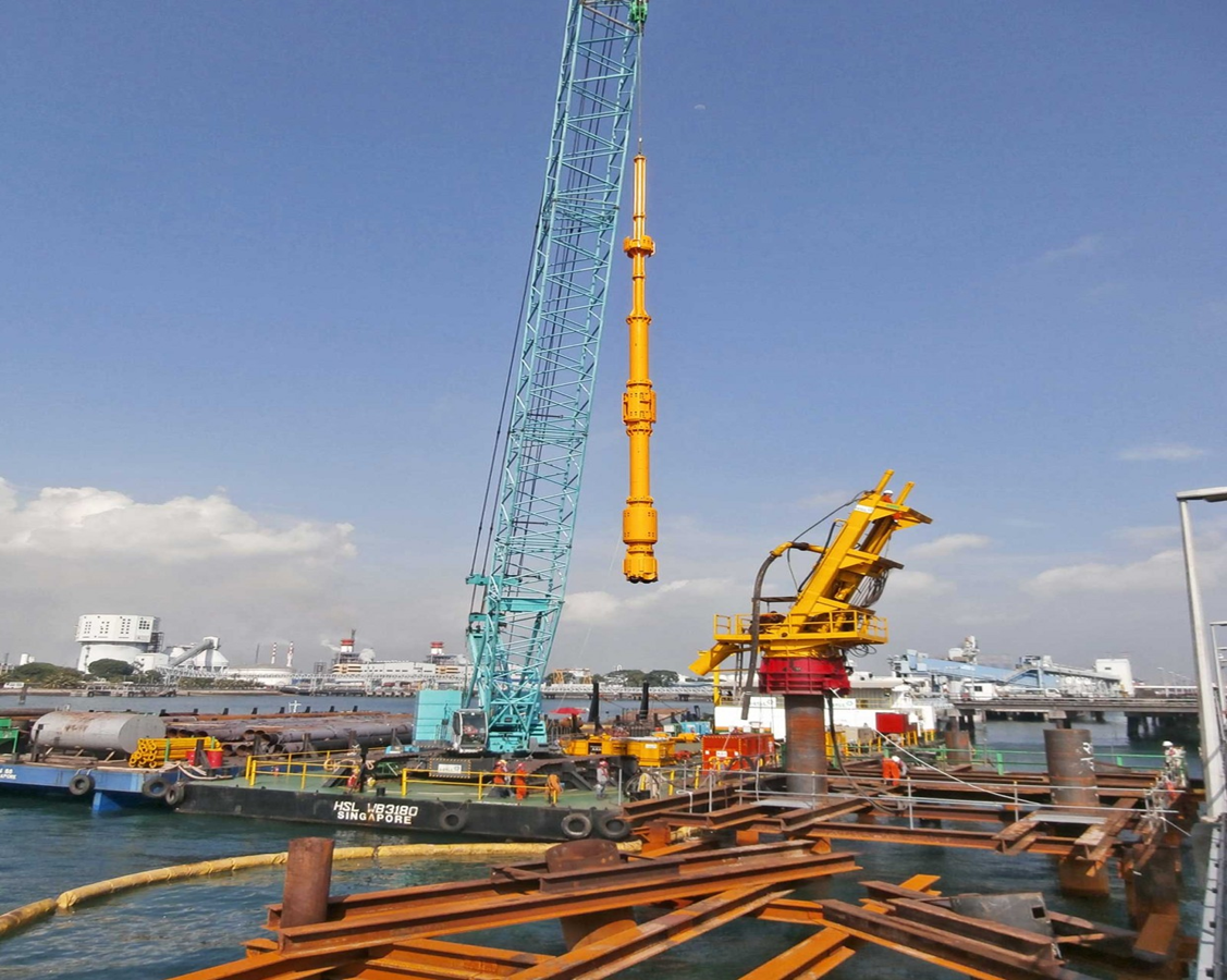 2013 YTL Power Seraya Jetty Upgrading Project