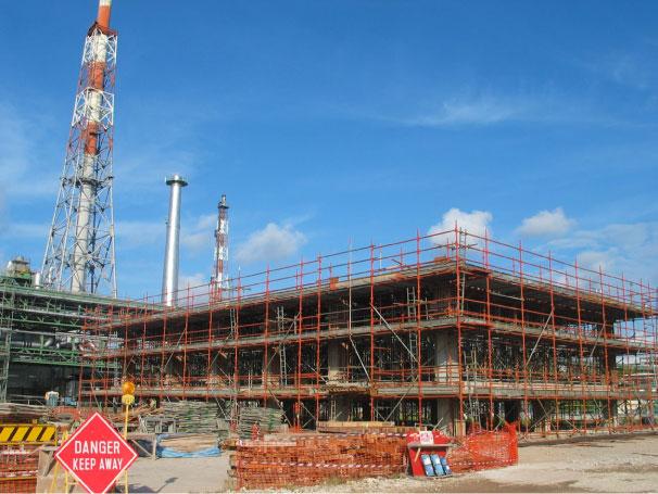 PCS Phase III – Civil Work - 2007