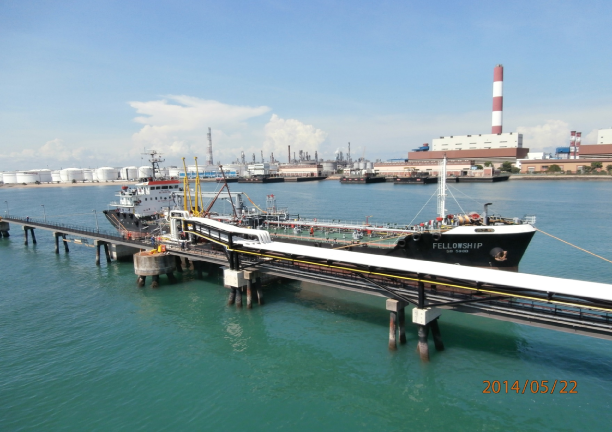 YTL Power Seraya Jetty Upgrade - 2013