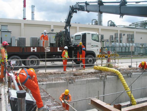 PCS Phase III – Civil Work - 2007   Steadfast Engineering